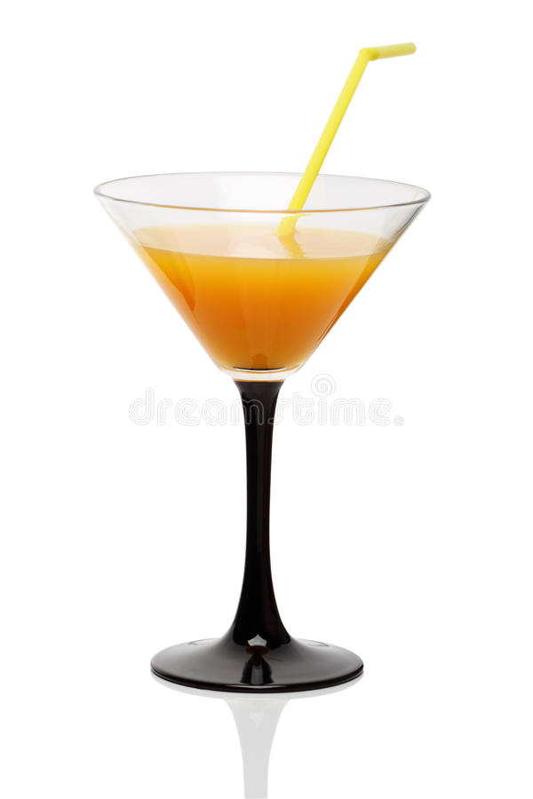 Download Mango cocktail stock photo. Image of white, straw, alcohol - 18687512