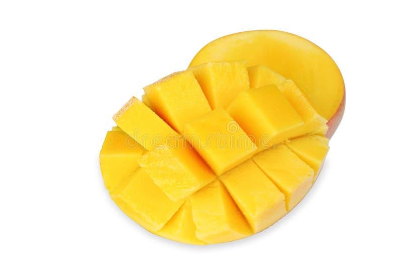 Mango (con el camino) imagenes de archivo