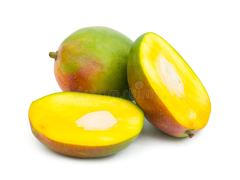 Mango della frutta fotografia stock