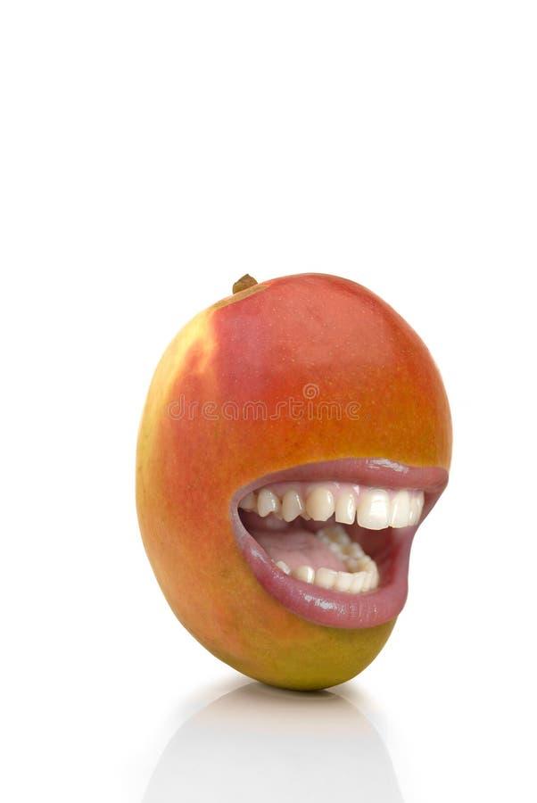 Download Mango feliz foto de archivo. Imagen de fruta, extraño - 7151902