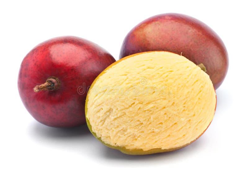 Download Mango fruit stock photo. Image of shadow, white, fruit - 16480902