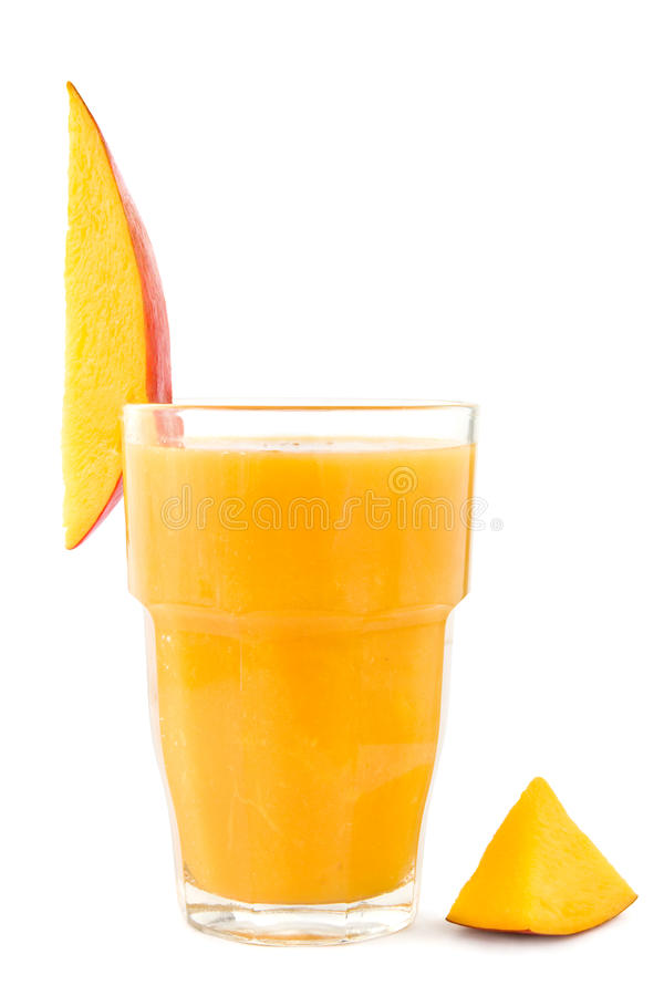 Download Mango smoothie stock photo. Image of cold, juice, glass - 20796262