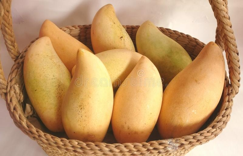 Mango tailandés imagenes de archivo