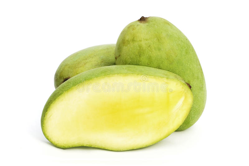 Mango verde immagini stock libere da diritti