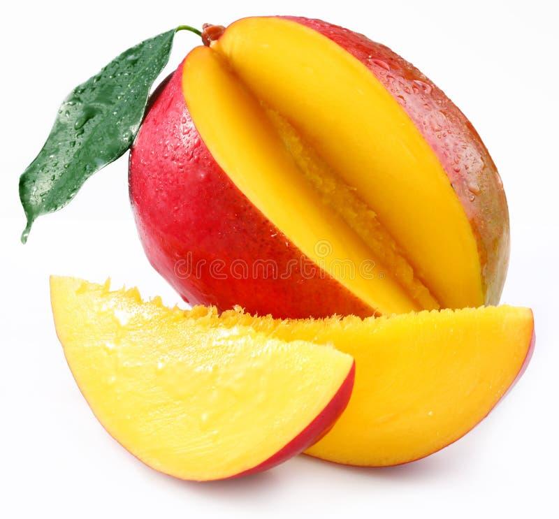 Free Mango With Lobules Royalty Free Stock Image - 10145216