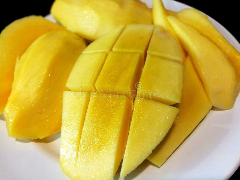 mangopflaume stockfotografie