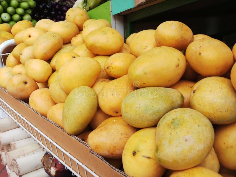 mangopflaume lizenzfreie stockfotos