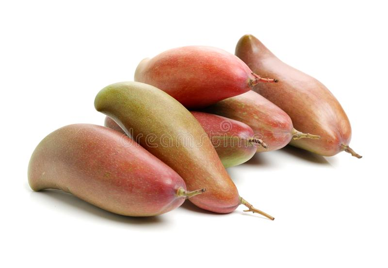 mangopflaume Natur, Lebensmittel stockbilder
