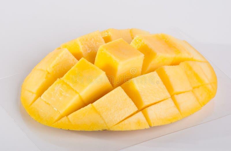 mangopflaume süße Mango auf Hintergrund stockbilder