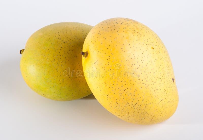 mangopflaume süße Mango auf Hintergrund lizenzfreie stockbilder