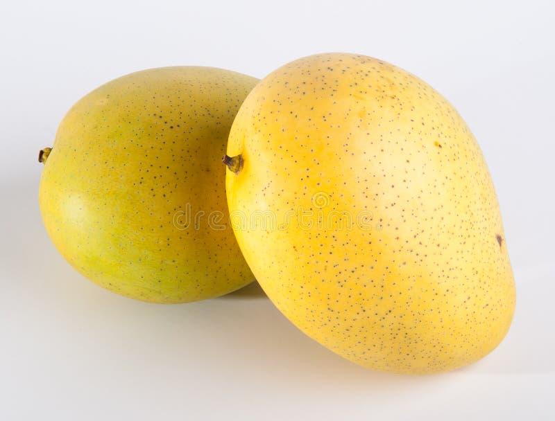 mangopflaume süße Mango auf Hintergrund lizenzfreies stockfoto