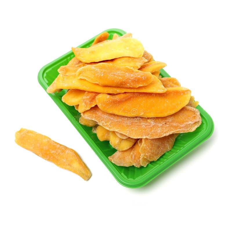 mangopflaume Trockene Mango lizenzfreie stockfotografie
