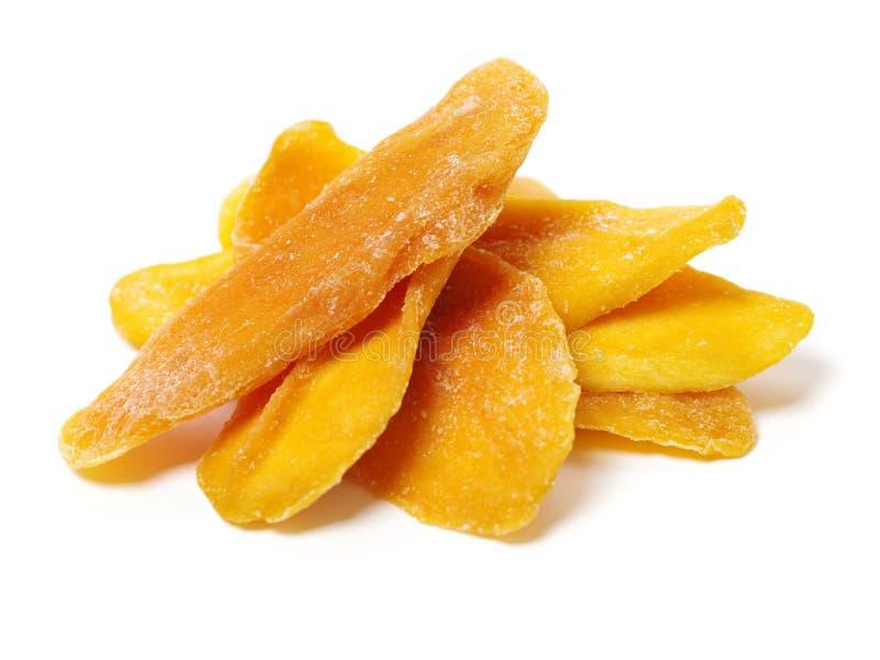 mangopflaume Trockene Mango stockfotografie