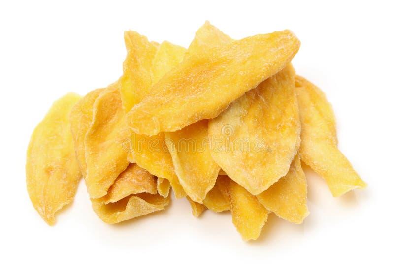 mangopflaume Trockene Mango lizenzfreies stockfoto