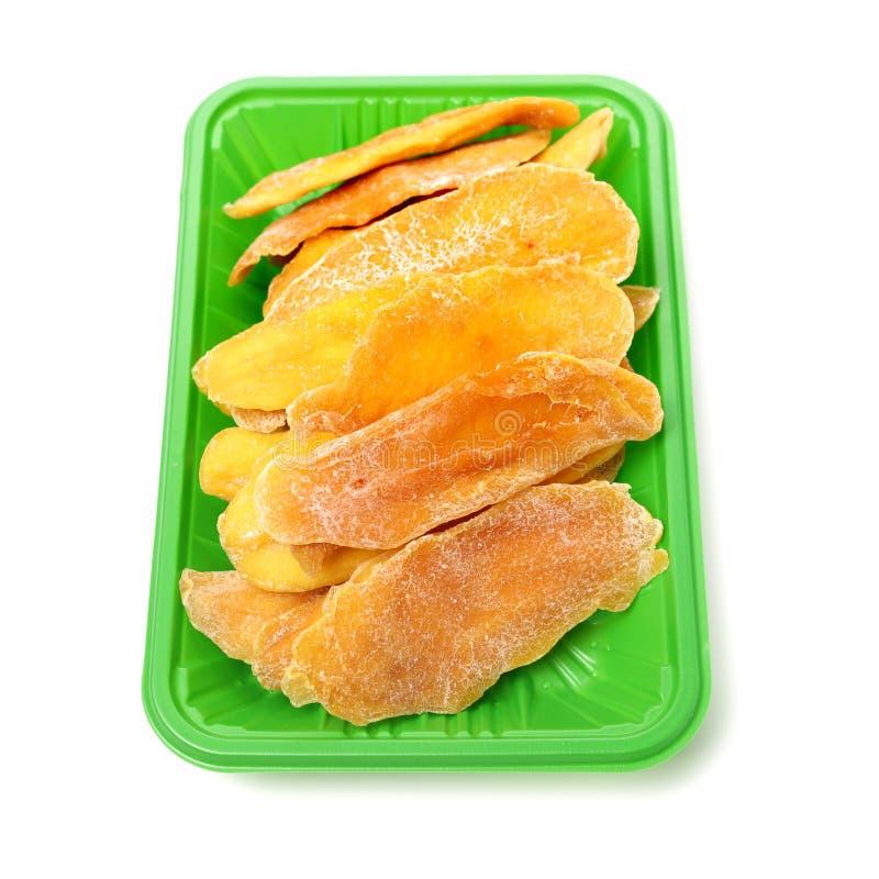 mangopflaume Trockene Mango stockfoto