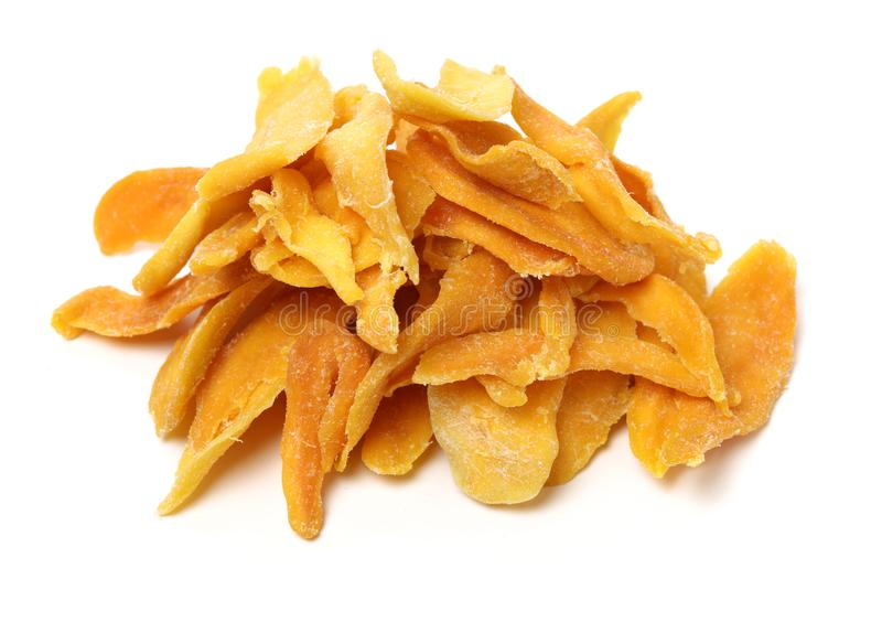 mangopflaume Trockene Mango lizenzfreie stockfotos