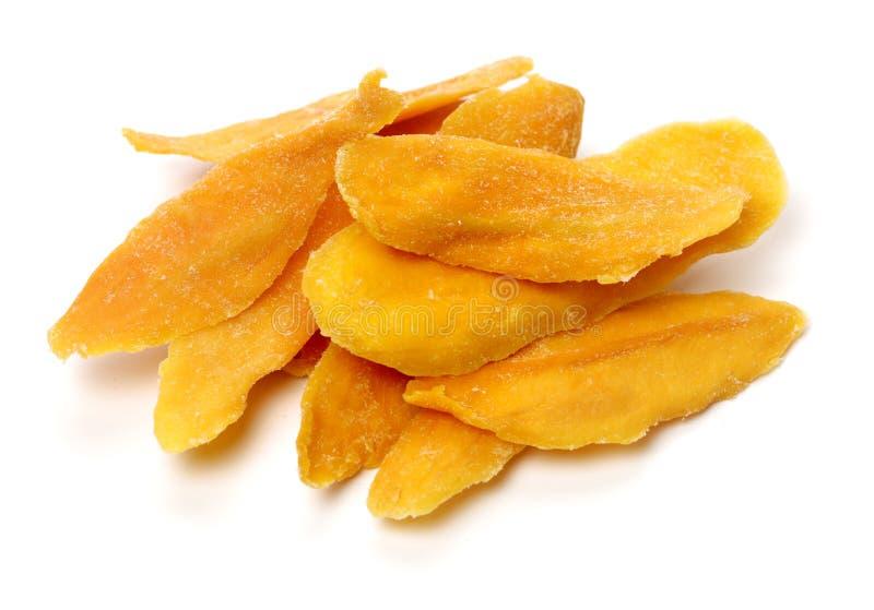 mangopflaume Trockene Mango lizenzfreies stockbild