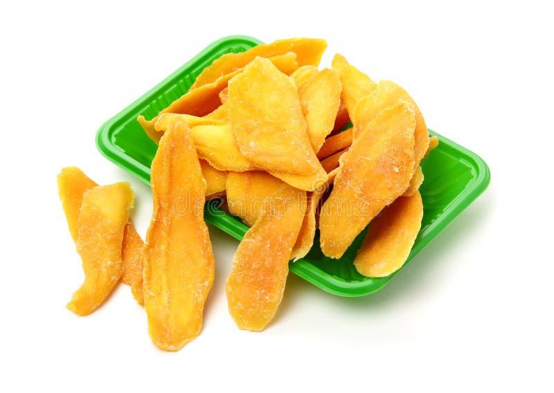 mangopflaume Trockene Mango stockbild
