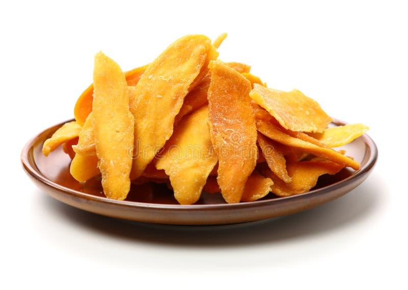 mangopflaume Trockene Mango stockbilder