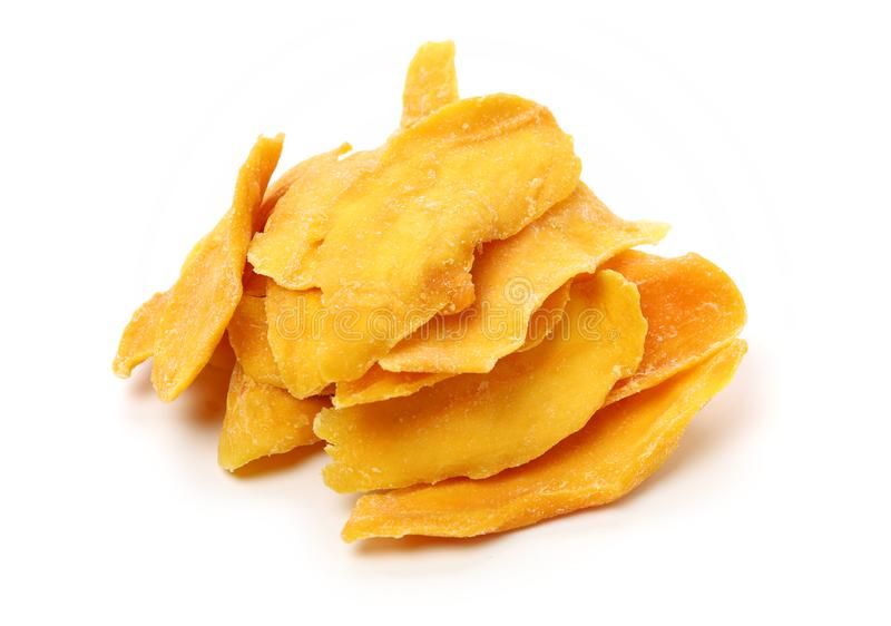 mangopflaume Trockene Mango stockfotos
