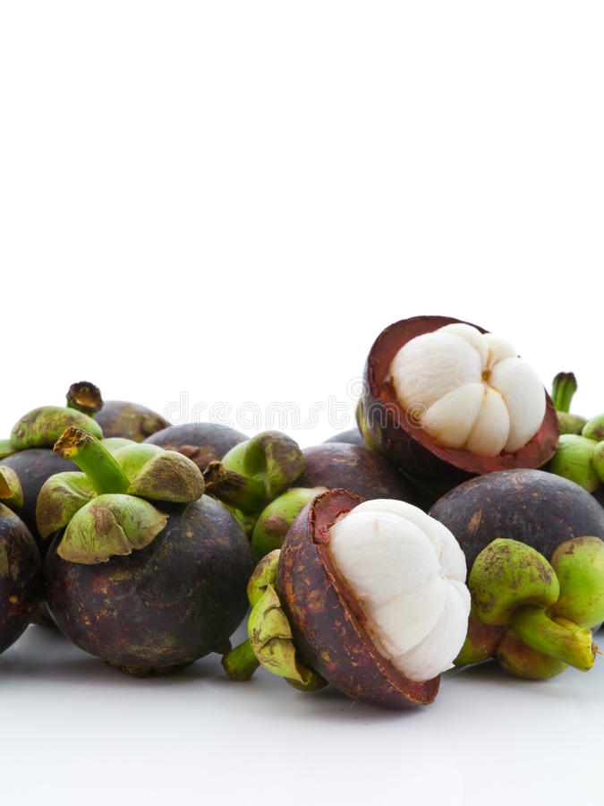 Free Mangosteen Royalty Free Stock Image - 20406626