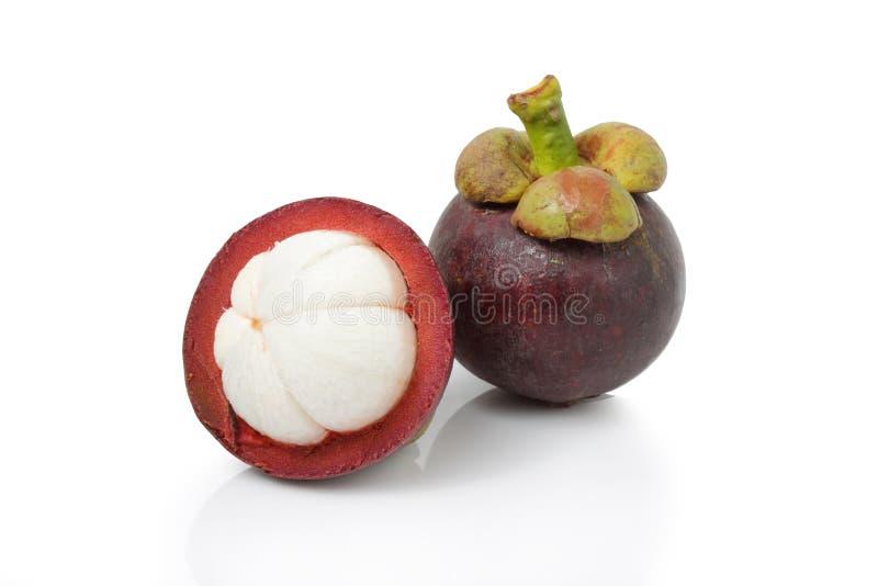 mangosteen στοκ φωτογραφίες