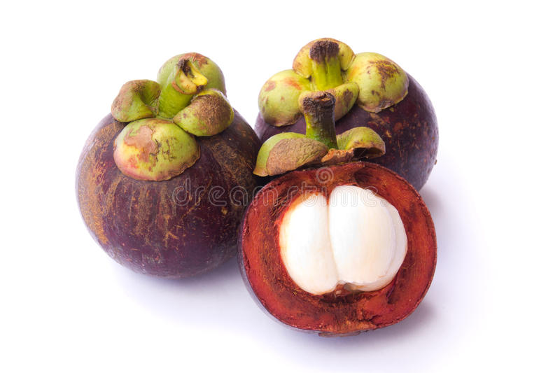 Download Mangosteen stock photo. Image of fruit, nutrition, refreshment - 24764558