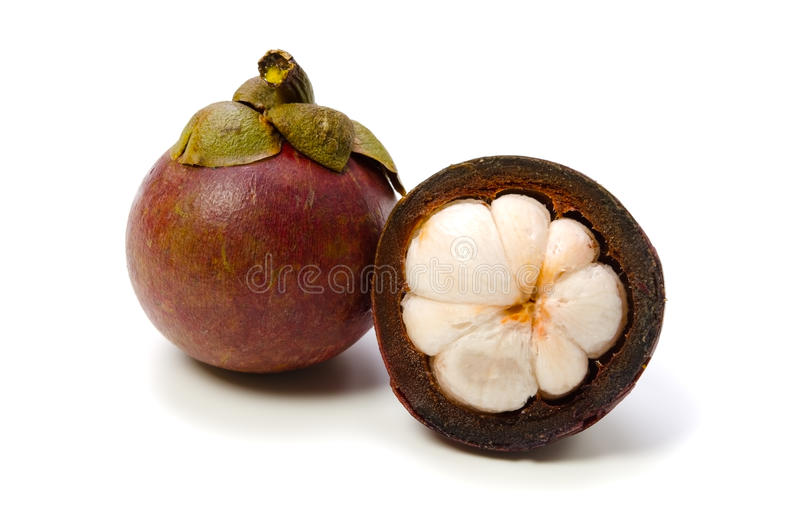 Download Mangosteen stock photo. Image of cook, white, healthy - 26463650