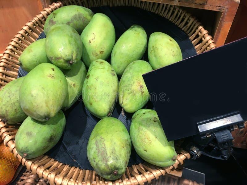 Mangowa drzewna owoc zdjęcia royalty free