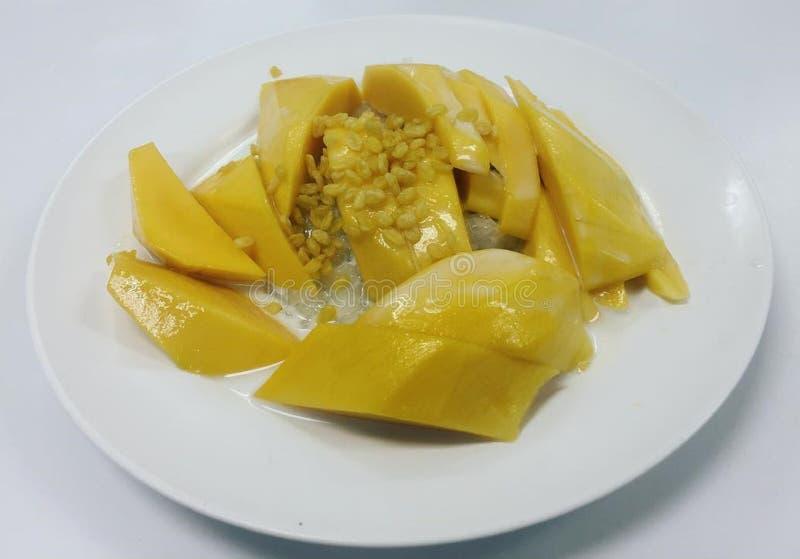 Mangowy cukierki obraz royalty free