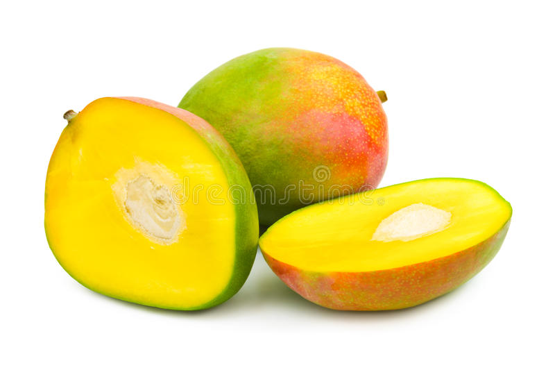 mangue de fruit images libres de droits