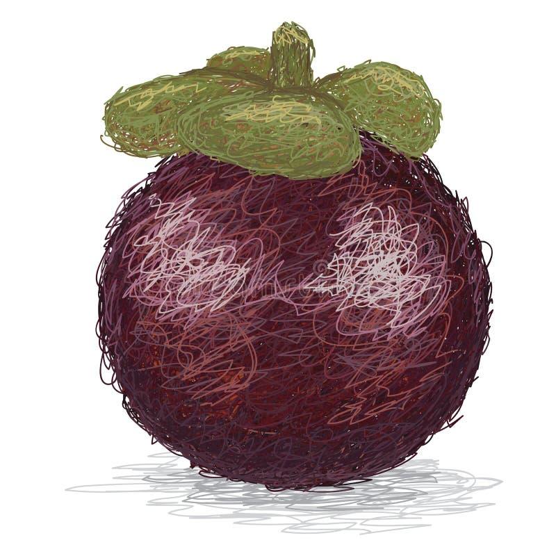 Mangustão ilustração stock