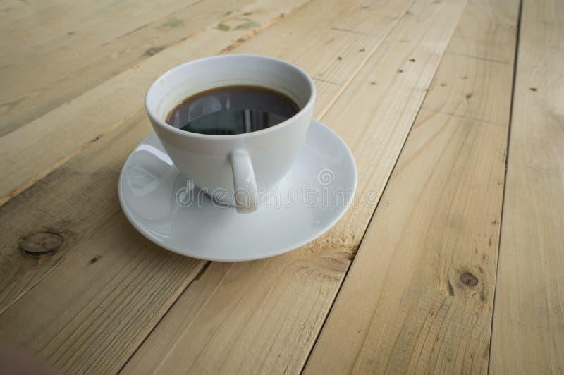 Manhã da xícara de café foto de stock