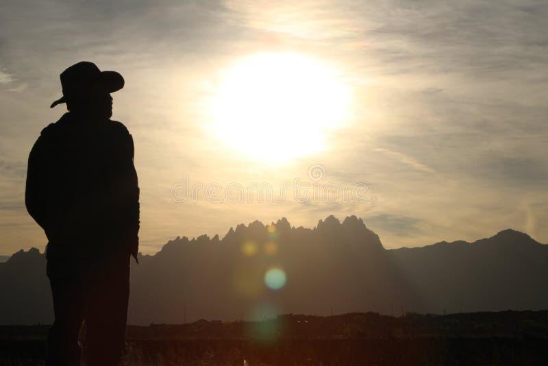 Manhã em Las Cruces 2 fotos de stock royalty free