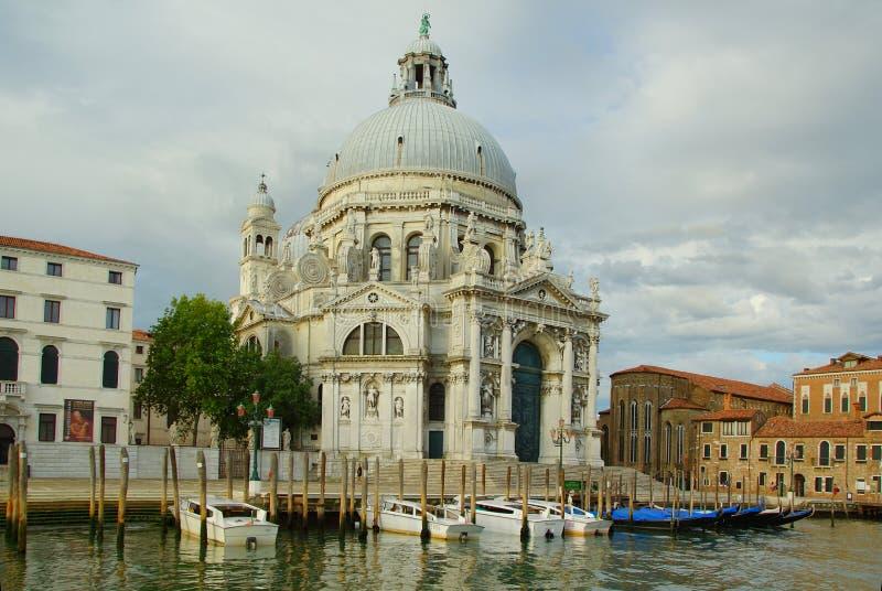 Manhã em Veneza imagem de stock