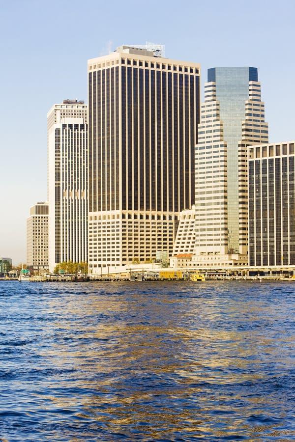 Download Manhattan foto de stock. Imagem de edifícios, midtown - 12811896