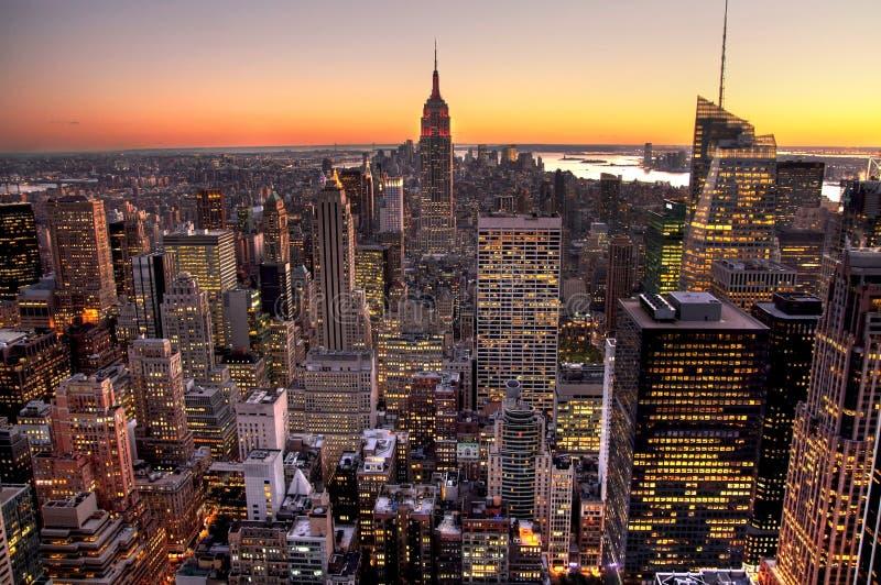 Manhattan imagem de stock royalty free
