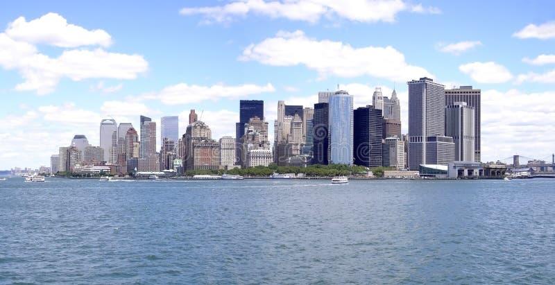 Download Manhattan fotografia stock. Immagine di bellezza, drammatico - 3125394