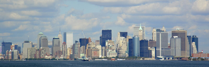 Manhattan royalty-vrije stock foto's