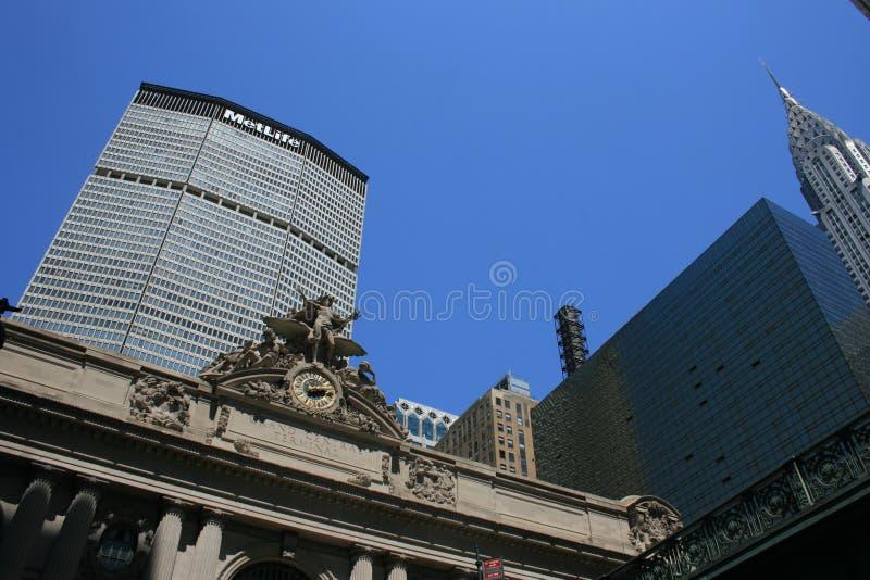 Manhattan stockbilder
