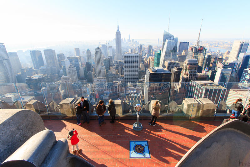 Manhattan imagen de archivo libre de regalías