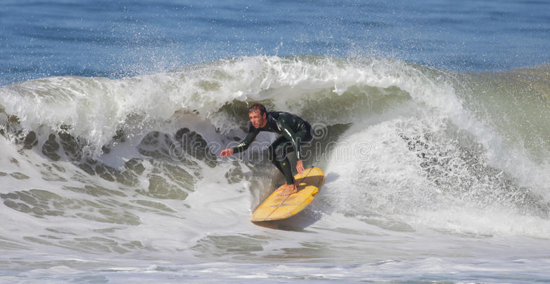 Manhattan Beach Surfing