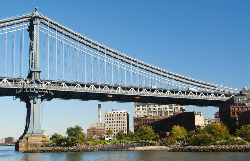 Download Manhattan Bridge editorial photography. Image of relax - 28017622