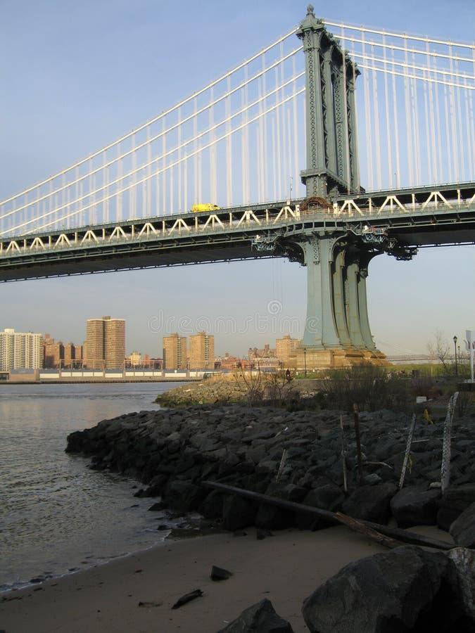 Download Manhattan bridge stock image. Image of driving, around - 474625
