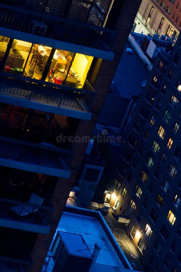 Download Manhattan Evening Royalty Free Stock Photo - Image: 25412745