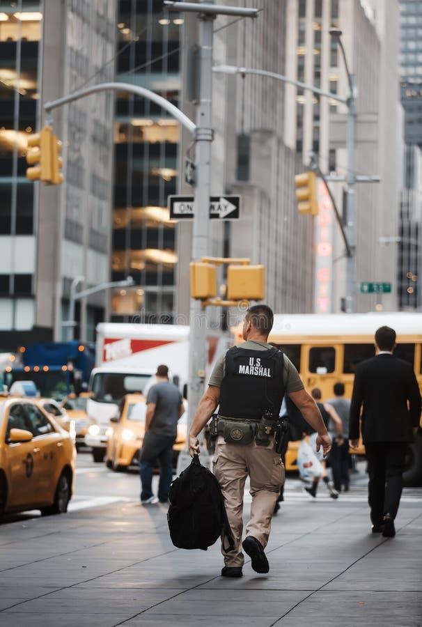 Download Manhattan gataplats redaktionell foto. Bild av mass, trottoar - 78730400
