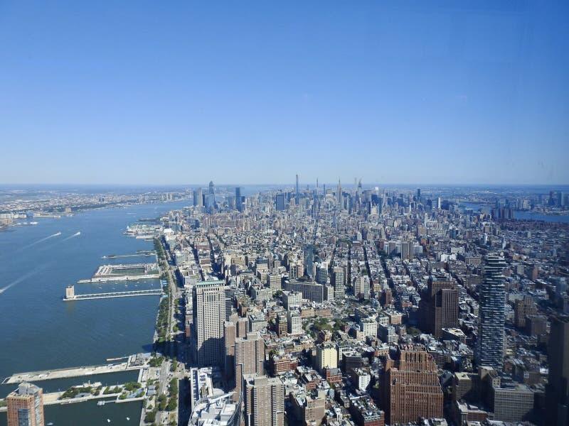 Manhattan fotografia stock