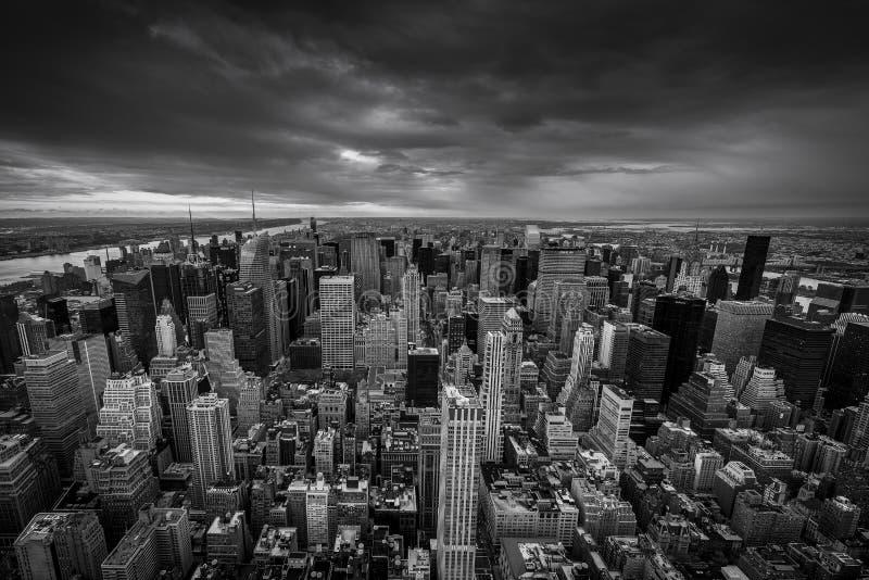 Manhattan, Miasto Nowy Jork, usa zdjęcia stock