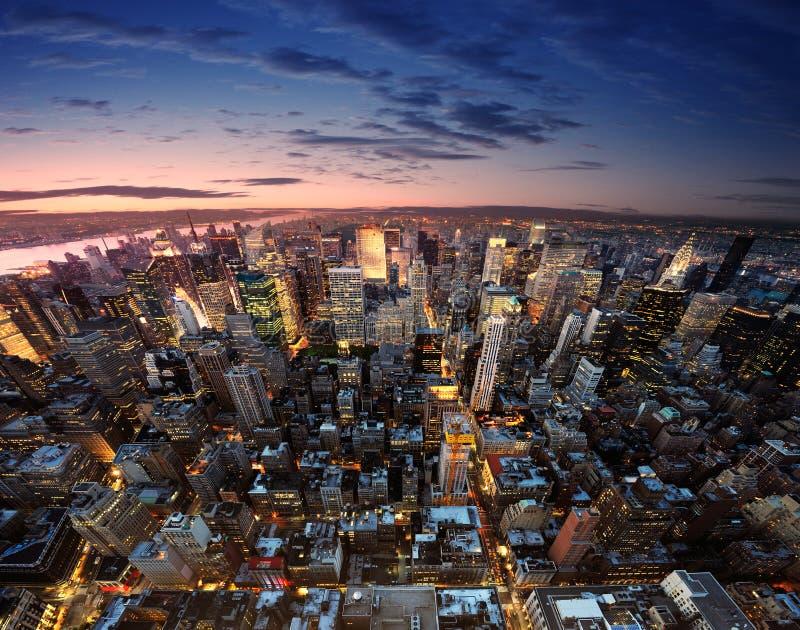 manhattan New York стоковая фотография
