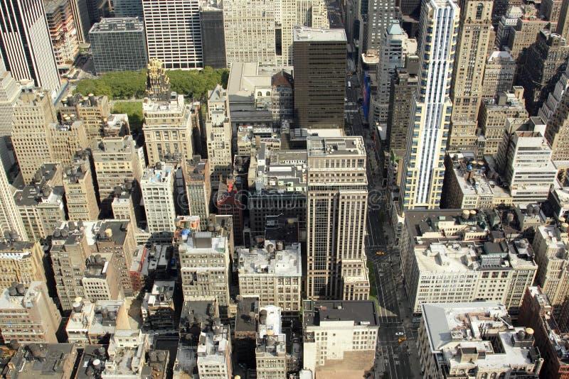 Manhattan New York imagens de stock royalty free